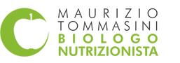 Maurizio Tommasini Biologo Nutrizionista Logo