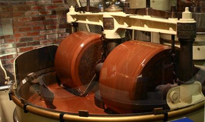 Lavorazione del cacao e del cioccolato