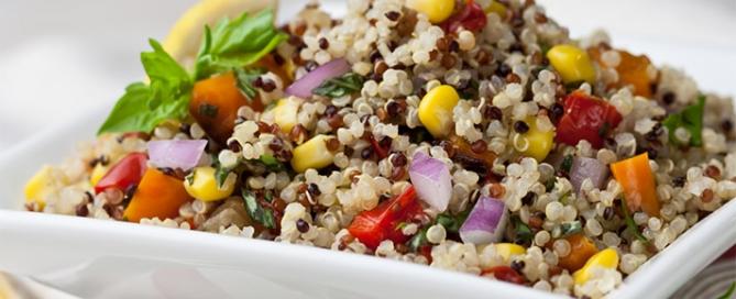 le proprietà nutrizionali e i benefici per la salute della Quinoa