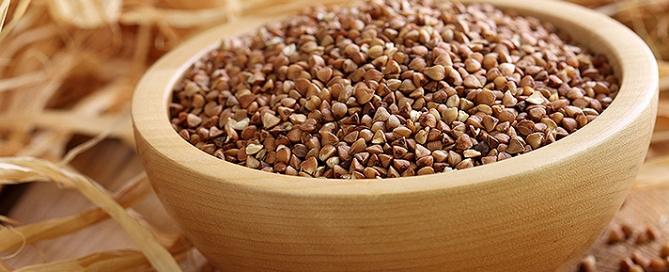 Proprietà nutritive del grano saraceno