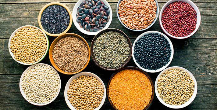 legumi nella dieta chetogenica