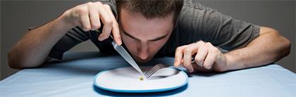 Fallimento diete, recupero del peso perduto