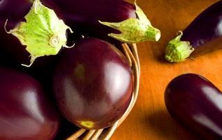 Melanzane proprietà nutrizionali, solanina, nasunina