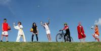 L'alimentazione per lo sport in bambini ed adolescenti. Nutrizione per l'attivita fisica e il benessere dei giovani.