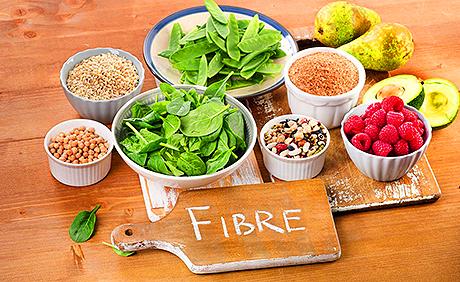 Fibre alimentari, prevenzione e vantaggi per la salute