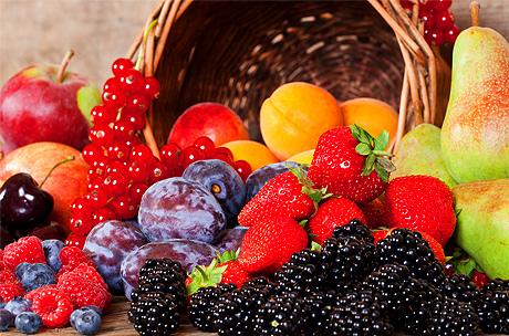 Cibi ricchi di antiossidanti per combattere i radicali liberi
