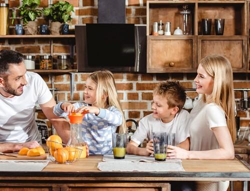 Terrore in tavola: poliammine, arance e tumori