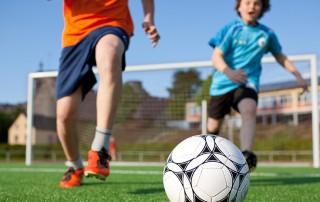 ALimentazione per il calcio, la nutrizione del calciatoreper gli allemanti e per la partita