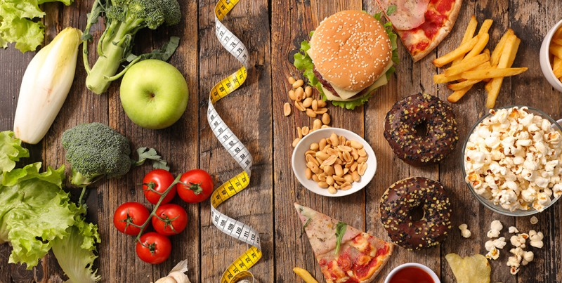 Cibi buoi e cibi cattivi: la grande illusione. Considerare quantit e varietà prima di ogni altro fattore per una dieta sana ed equibrata.