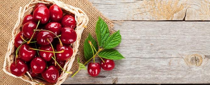 Ciliegie, le proprietà nutritive e i benefici per la salute della ciliegia