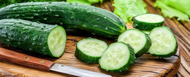 Proprietà nutritive del cetriolo, benefici per la salute, uso in cucina e in tavola