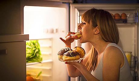 Lo stress come fattore di rischio per obesità e diabete, l'influenza dello stress sull'alimentazione
