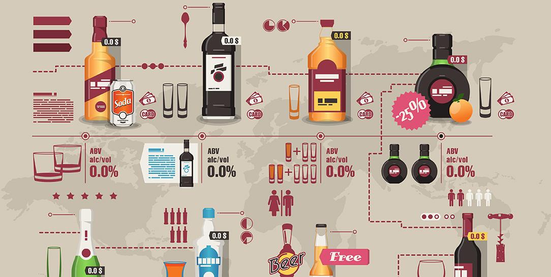Alcol e aumento del rischio per varie forme di cancro, meccanismi, dati e studi