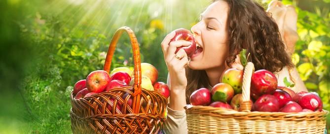 Le proprietà nutritive della mela, i benefici per la salute, le varietà di mele e gli usi in cucina