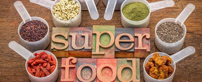 Superfood , quali sono, cosa sono, benefici per la salute