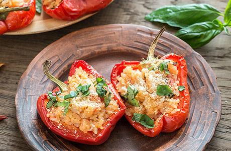 Usi in cucina, proprietà nutritive e benefici per la salute dei peperoni