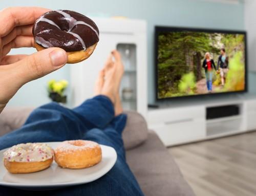 Dieta, televisione, movimento e salute