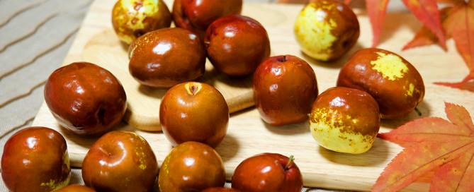 Giuggiole, proprietà nutritive, valori nutrizionali e usi in cucina