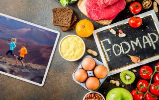 Dieta FODMAP e sport: i benefici per gli sport di endurance