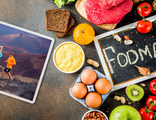 Dieta FODMAP e sport