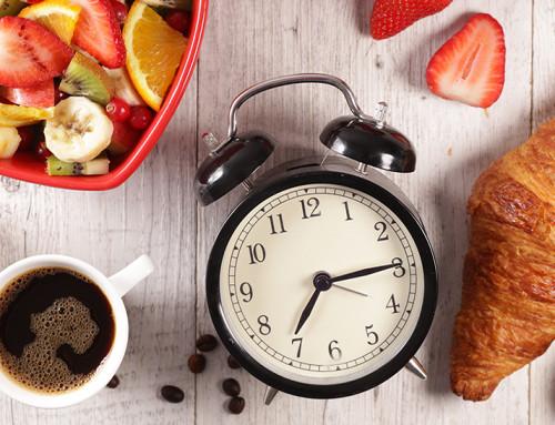 Orologio biologico, dieta ed esercizio fisico