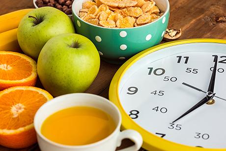 Dieta, digiuno e orologio biologico
