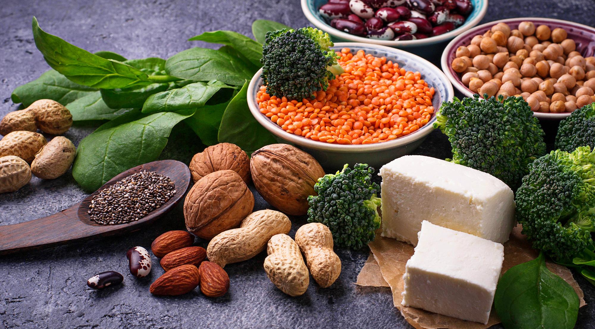 Diete vegane, diete vegetariane e salute delle ossa