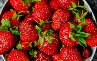 Fragole, proprietà, valori nutrizionali, benefici per la salute